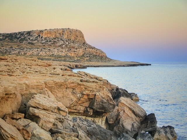 Cypr widoki
