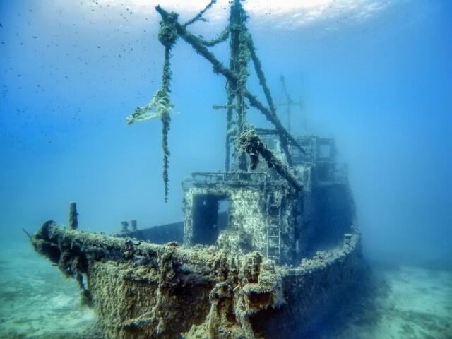Wraki na Cyprze - Nemesis